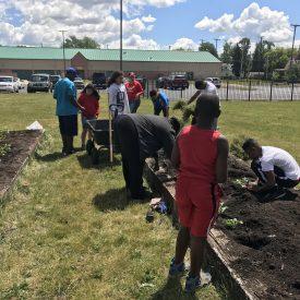 G.E.M.S. Community Garden