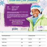 Coat Giveaway Registration Form